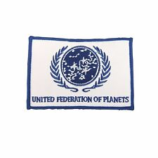 Star Trek United Federation of Planets Embroidered Patch