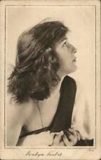 Actress Evelyn Nesbit Postcard Vintage Post Card