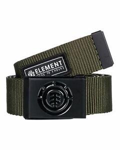 Element Men's Web Belt With Bottle Opener ~ Beyond army camo