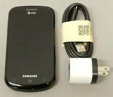 Samsung Focus SGH-I917 Black 8GB (AT&T) Smartphone (Locked) ESN Clean
