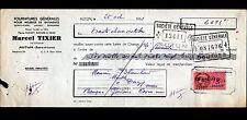 """AUTUN (71) USINE de QUINCAILLERIE pour MEUBLES """"GAVARD / Marcel TIXIER Suc"""" 1951"""