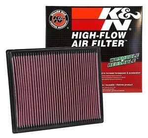 K&N 33-2286 Replacement Air Filter for PATHFINDER NV1500 XTERRA TITAN ARMADA