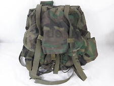 *US Military Combat Patrol Pack/BackPack w/Straps Woodland Camo