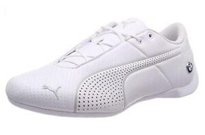 Puma BMW MMS Future Cat Ultra, Adults' Low-Top Sneakers, White, UK 8 / EU 42