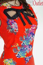 Per Una Cotton Floral Regular Size Dresses for Women