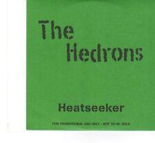 (FT19) The Hedrons, Heatseeker - 2006 DJ CD