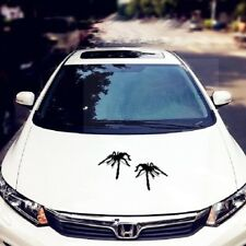 1pc Cool Spider 3D Three-dimensional Car Stickers Funny Cartoon Decoration Shape