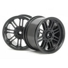 HPI 3136 8-Spoke Wheels Black Savage T/E-Maxx (2)