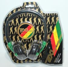 SKULLCANDY 2XL SHAKEDOWN FULL SUSPENSION HEADBAND RASTA X5SHCZ-810 GIFT IDEA