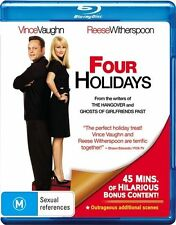 Four Holidays (Blu-ray, 2009)