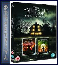 AMITYVILLE HORROR - DOUBLE PACK - 2 FILMS *BRAND NEW  DVD BOXSET *