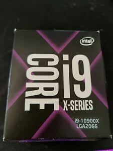 Intel Core i9-10900X X-Series Processor, 3.7 GHz, 10-Core