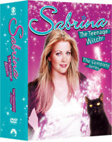Sabrina The Teenage Witch: The Complete Series [New DVD] Boxed Set, Full Frame
