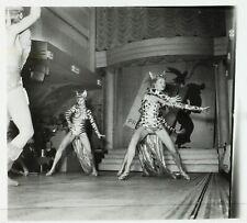 FRANCE Paris Bal Tabarin Danse Cabaret ca 1930, Photo Stereo Cellulose VR2L14n5