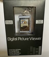 SHIPS FREE! Great Gift For Elderly! DIGITAL PHOTO VIEWER Stores 50 Photos