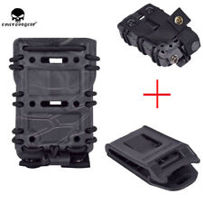Tactical Molle Magazine Pouches 5.56 MAG Holster Belt Pouch G-code Style TYPhon