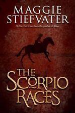 The Scorpio Races Maggie Stiefvater Hardcover