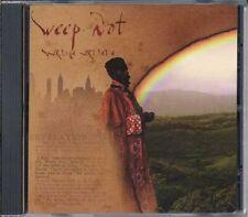 WEEP NOT CD - 5 original songs by MIDNITE & 1 by DEZARIE + more  Reggae I-GRADE
