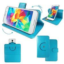 Vodafone SMART n9 Lite-Protezione per cellulare astuccio borsa - 360 ° L TURCHESE