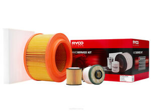 Ryco 4x4 Filter Service Kit RSK25C fits Ford Ranger 2.2 TDdi (PX MKIII), 2.2 ...