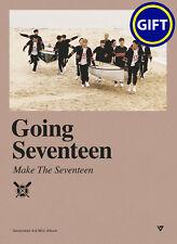 SEVENTEEN- [GOING SEVENTEEN](Make The Seventeen)CD+Photobook+Card+etc+[GIFT SET]