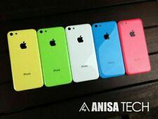 Apple iPhone 5C 8GB 16GB 32GB White Blue Green Pink Yellow Unlocked Graded