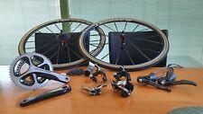 SHIMANO DURA ACE 9000 11 groupset road bike 50/34 FULCRUM MINT