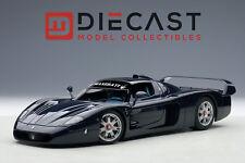 AUTOART 75802 MASERATI MC12 ROAD CAR, METALLIC BLUE 1:18TH SCALE