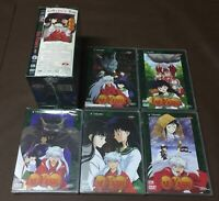 Inuyasha Collector' Box Stagione 4 Completa Con 6 DVD N° 1 - 6 Limited Edition N