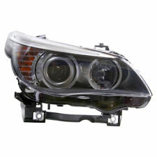 Fits BMW 5 Series E60 Touring E61 2007 On Headlamp Halogen Right Side+Indicator