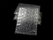Bubble Wrap Bags Packing Pouches Envelopes Clear Open Top 7cm x 8.5cm Approx