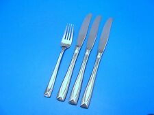 """Oneida Stainless Flatware """"OHS-342 """" Unknown  Dinner Knives & Fork FREE SHIPPING"""