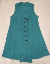 Polyester Hand-wash Only Solid Vest, Sleeveless Jumpers & Cardigans for Women