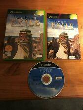 MYST III EXILE XBOX