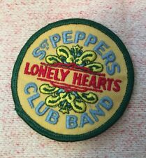 Sgt. Peppers Lonely Hearts Club Band Patch