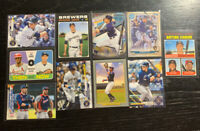 Christian Yelich Lot(10) 2020 Topps Milwaukee Brewers
