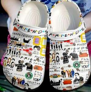 Friends Crocs
