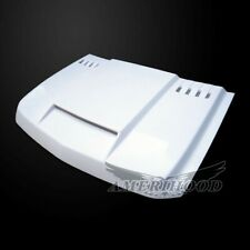 Type Rs Functional Cooling Venom Hood Unpainted 2007 2013 Chevrolet Silverado Fits 2009 Silverado 1500