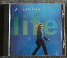 Simply Red, life, CD