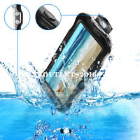 For Samsung Galaxy S8/ S8+ Plus Swimming Waterproof Shockproof Phone Case Cover