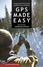GPS Made Easy: Using Global Positioning Systems in the Outdoors, 5th Edition, Le
