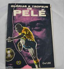 1971 PELE Glorias E Trofeus,complete set of 276 in album   S5