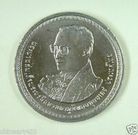 2007 COMMEMORATIVE UNCIRCULATED 10 BAHT COIN THAILAND