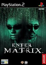 Enter the Matrix (PS2), Very Good PlayStation2, Playstation 2 Video Games
