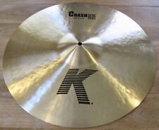 "Zildjian 20"" K Crash Ride Cymbal  - K0810"