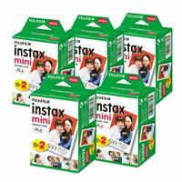 FUJIFILM Instax Mini 100 sheets Instant Film Photo Camera [New]from Japan 0454