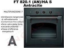 Forno Hotpoint Ariston Tradizione FT 820.1 (AN)/HA S F080567 Classe A Antracite