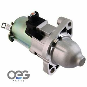 New Starter For 2.4L ACCORD ELEMENT 2006-2008 2.0L CIVIC 2006-2011 ACURA