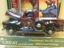 1:43 SCALE DIE-CAST 1942 FORD PICKUP TRUCK NATIONAL PARK SERVICE SEALED