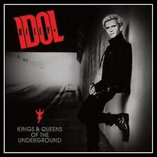 Kings and Queens of the Underground * by Billy Idol (CD, Nov-2014)